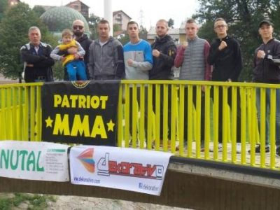 MMA klub Patrot pokrenuo akciju uređenja mostova na Babinoj rijeci