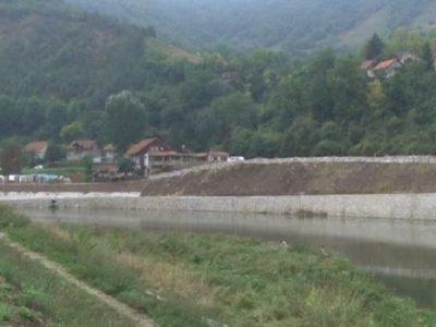 Uskoro završeni radovi na uređenju korita Bosne kod Bojinog vira