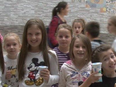 Obilježen Svjetski dan školskog mlijeka