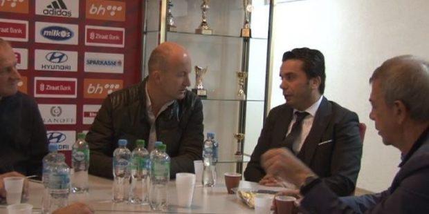 Turska delegacija posjetila NK Čelik