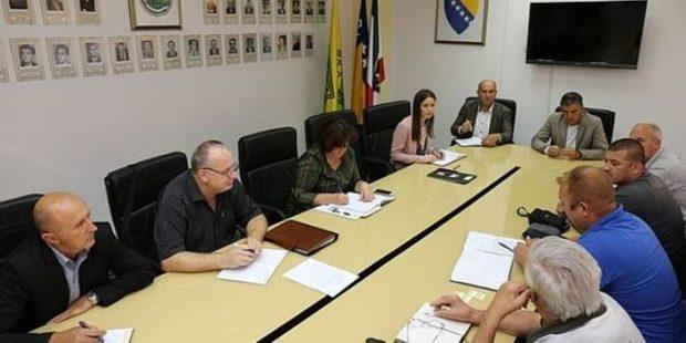 Gradonačelnik se sastao sa predsjednicima šest mjesnih zajednica