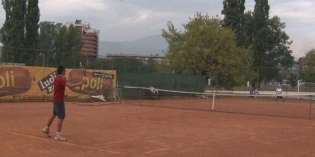 Počeo Teniski turnir Poli kup