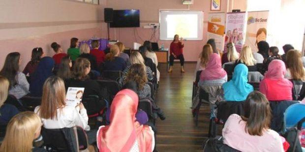 Održan Abakusov besplatan seminar o porodu i dojenju