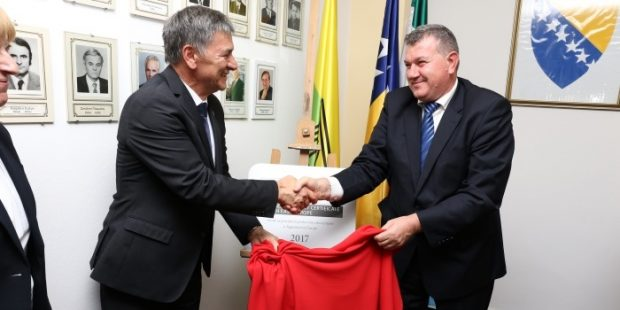 Gradu Zenici dodijeljen BFC Certifikat