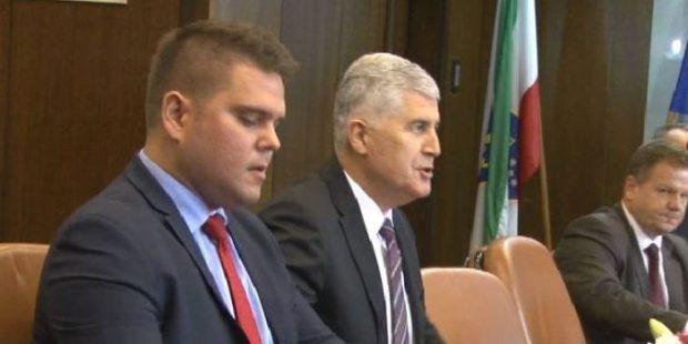Čović u sjedištu ZDK: U stanju smo ispuniti uvjete koje nam je postavila Evropska unija!