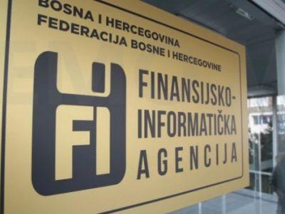 FIA: Utvrđene brojne anomalije u Jedinstvenom registru računa poslovnih subjekata Federacije BiH