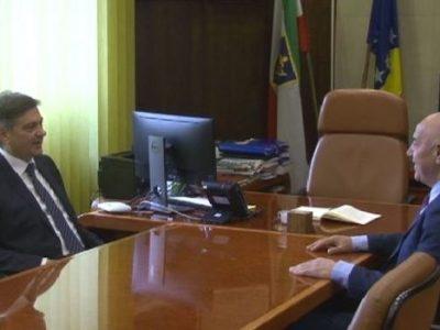 Predsjedavajući Vijeća ministara BiH u susretu sa premijerom ZDK