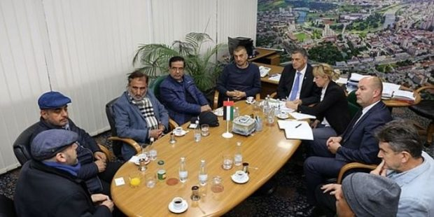 Šeik Mohammed bin Saqr al Qasimi u Zenici zbog investicija