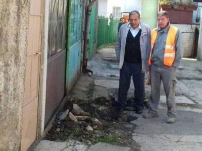 Rekonstrukcija Prusačke ulice na inicijativu vijećnika Asima Ake Musića