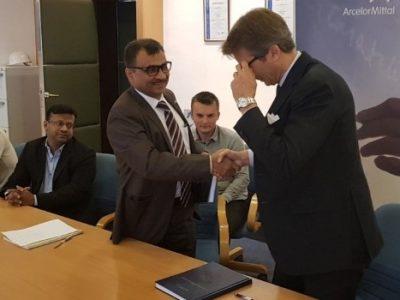 ArcelorMittal: Ugovor za sekundarno otprašivanje na BOF Čeličani