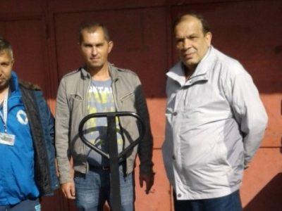 Udruženje nacionalnih manjina u Zenici doniralo pakete najugroženijima