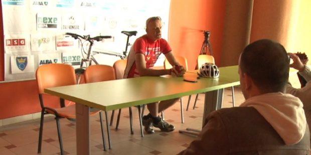 Nedžad Agić kreće u biciklistički pohod ka Albaniji i Crnoj Gori