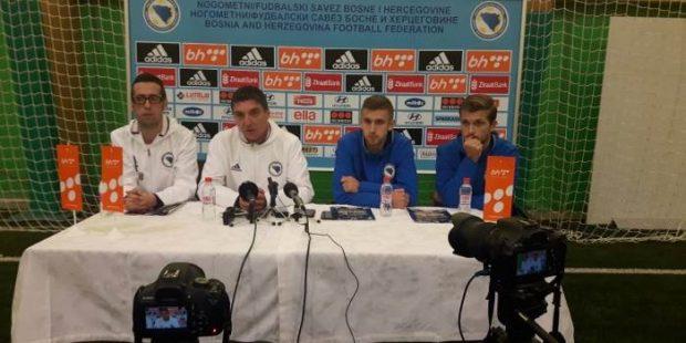 Sutra meč U-21 reprezentacije BiH sa Portugalom