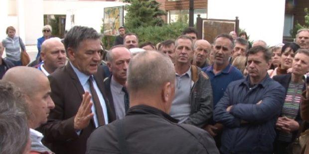 Gradonačelnik Kasumović obećao pomoć radnicima Željezare