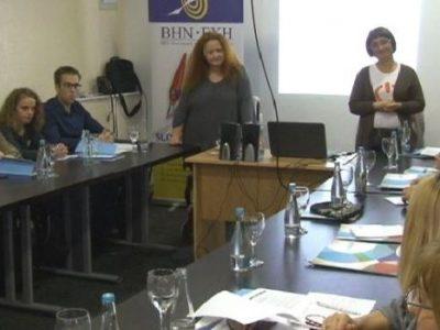 BH novinari: Radionica o izvještavanju o rodno zasnovanom nasilju