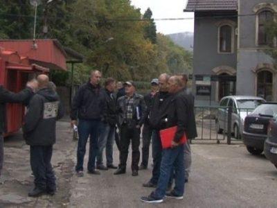 Penzionisani rudari traže mukom zarađenje penzije