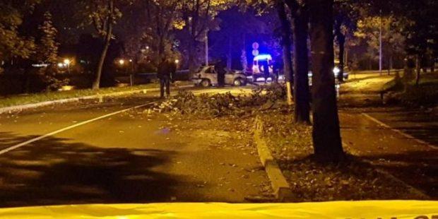 Policijska potjera u Zenici: Uhapšen kradljivac automobila