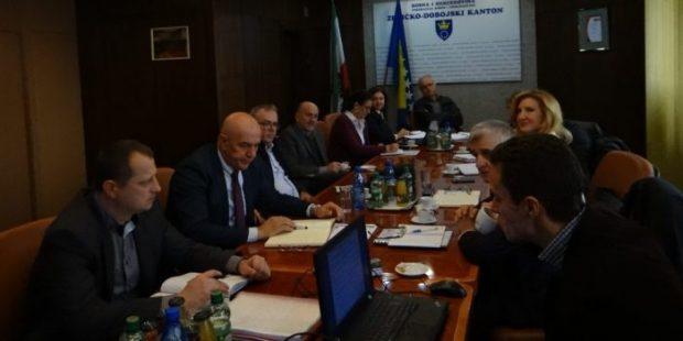 Dogovoreni svi elementi za realizaciju kredita EBRD-a za rekonstrukciju Kantonalne bolnice Zenica