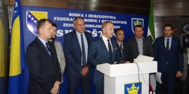 Skupština ZDK: Prvi zajednički sastanak s predstavnicima općina i Grada Zenice