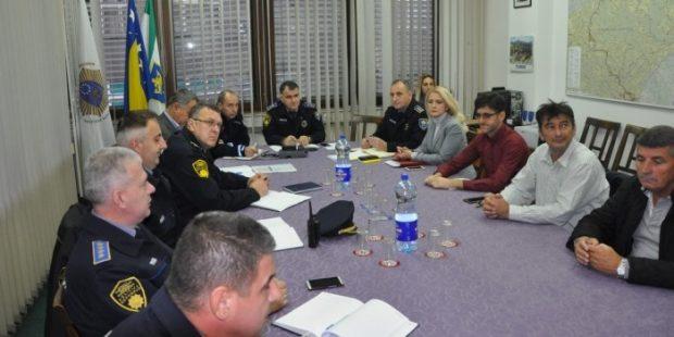 Uprava policije o potrebi postavljanja zaštitne ograde u Radakovu