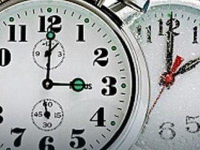 Zimsko računanje vremena počinje u nedjelju