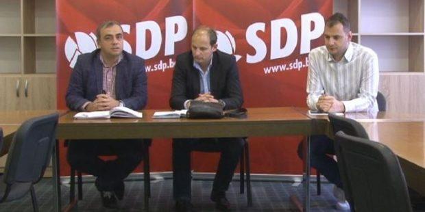 SDP Zenica: VIK Zenica treba stati u zaštitu izvorišta Kruščica