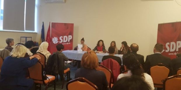 Izabrano novo rukovodstvo Foruma žena SDP-a Zenice