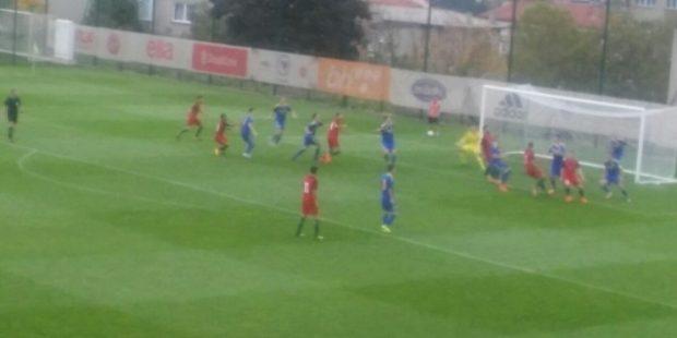 Pobjeda mlade nogometne bh. reprezentacije nad Portugalom u Zenici (3:1)