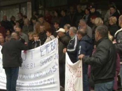Sutra protesti radnika Željezare u Sarajevu