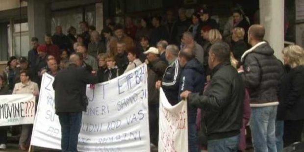 Željezara Zenica: Još bez rješenja