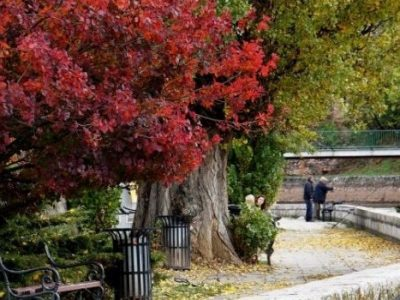 Posljednji topli dani jeseni, iduće sedmice snijeg