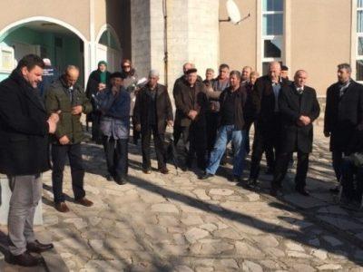 Bivši borci iz Gradišća obilježili Dan državnosti BiH