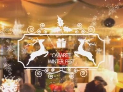 Najavljen 4. Cabaret Winter Fest