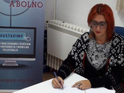 Centar ženskih prava predao Inicijativu za izmjene i dopune Krivičnog zakona FBiH
