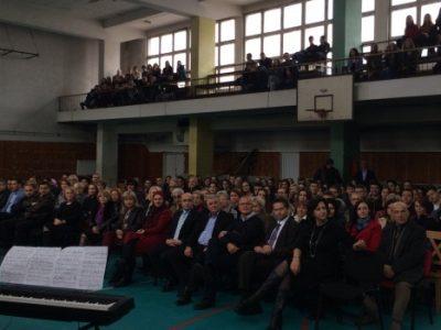 Prva gimnazija u Zenici obilježila 72. rođendan