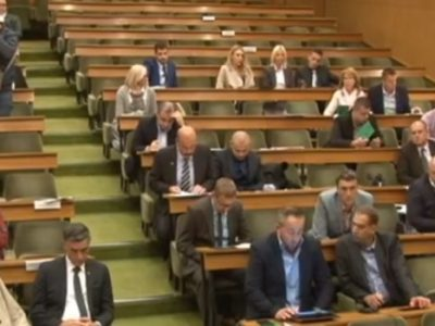 A-SDA o neusvajanju Prostornog plana Grada Zenice