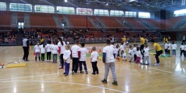 Održane Sedme predškolske igre
