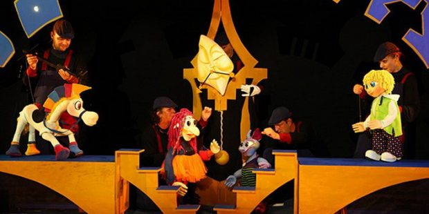 Dvije izvedbe lutkarske predstave 'Prodani smijeh' u Mostaru