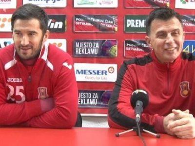 Brašnić i Mahmutović ne prognoziraju ishod meča sa Širokim