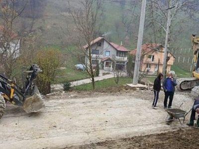 Nastavljaju se radovi na rekonstrukciji puteva u Zenici