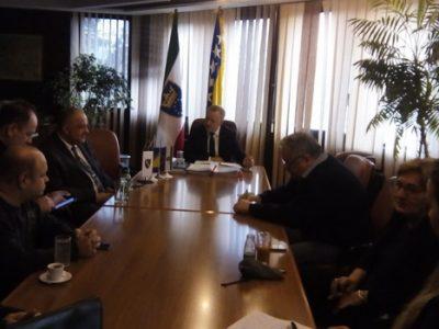 Skupština ZDK: Predsjedavajući Duvnjak sa novinarima