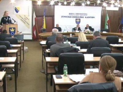 Skupština ZDK nije podržala inicijativu Sportskog saveza