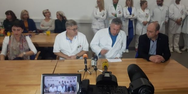 Nastavljen štrajk doktora medicine i stomatologije ZDK