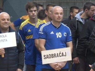 Turnir u malom nogometu Sindikata ArcelorMittala