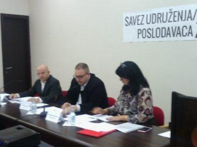 Savez udruženja poslodavaca ZDK birao novo rukovodstvo