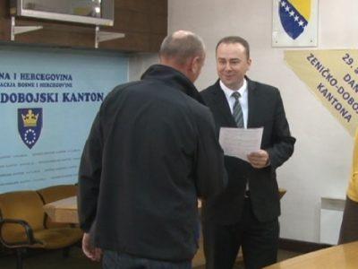 Potpisani ugovori o samozapošljavanju sa 43 bivša borca u ZDK
