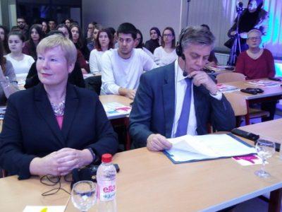 Wigemark: Želimo čuti glas mladih o budućnosti BiH u EU